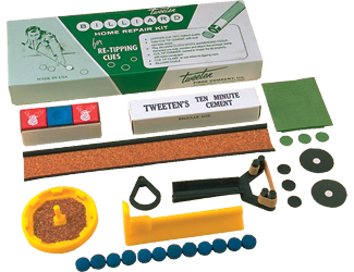Home Cue Repair Kit