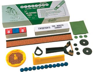 Home Cue Repair Kit