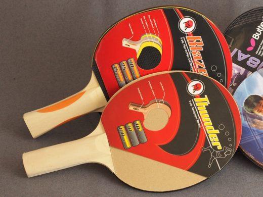 Martin Kilpatrick Thunder Racket