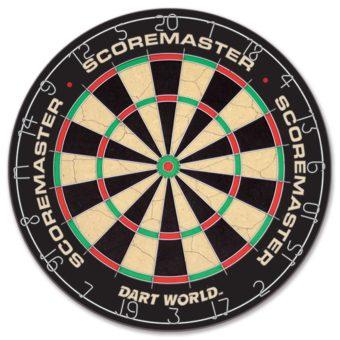 Scoremaster Dart Board