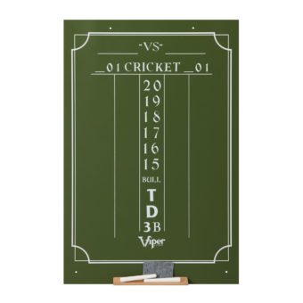 Viper Cricket Chalk Scoreboard-Large