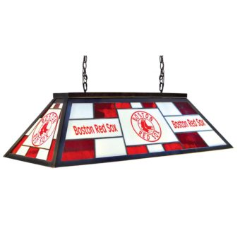 Red Sox Pool Table Light