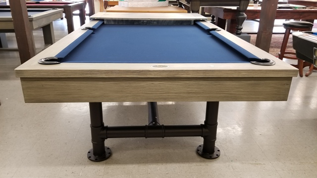 Imperial Bedford With Dining Top 8 Ac Cue Rate Billiards